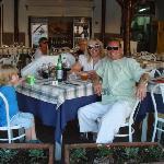 restaurant in marina de puglio