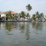 The Lake Palace Hotel, Kerala