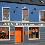 Bilde fra John Benny's Pub