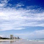 Sunny Day in Daytona Beach