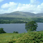 Coniston from Brantwood