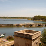 Fertillia, Old sinking bridge, Sardinia