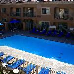 Pool at the Camarillo Courtyard