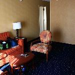 Room 278 sitting room
