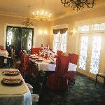 Swann Hotel Dining Room