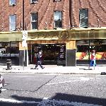 The place to eat out near the hotel, excellent breakfasts coffee's and light lunches