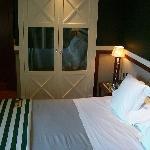 La chambre 401