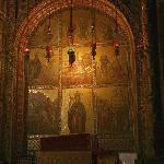 Fresken im Innern der Kirche