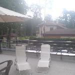 amber suite terrace