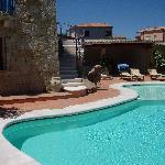 Hotel San Pantaleo pool