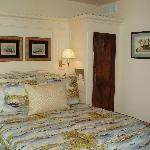Bedroom at Hotel Toiras