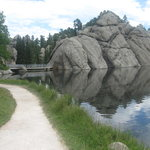 Custer State Park  - Sylvan Lake