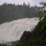 Scenic High Falls