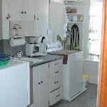 Shared kitchenette