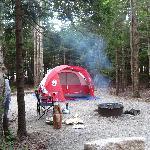 Campsite B18