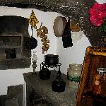 Old Portuguese Kitchen Display