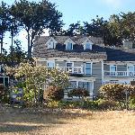 The main inn house