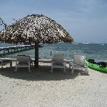 Beachfront at Resort