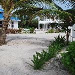 Looking into Cocotal Resort