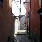 Alley way Positano
