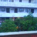 las habitaciones y fachada