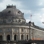 The building of Bode Museum
