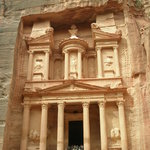 The Treasury at Petra- really good fun