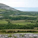 Co. Clare View to Galway Bay