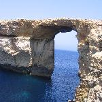 Azzure Window, Gozo