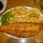 Huge Portions of Very Fresh Fish, Fairly Priced !!!