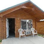 esterno cabin
