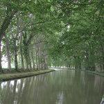 Canal du Midi Foto