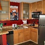 Kitchen Upclose