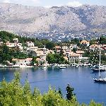 Cavtat (view from hotel)