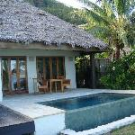 Sunset Villa pool