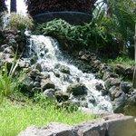 Wasserspiel im Taoro Park