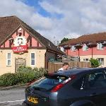 Innkeepers Lodge Exterior with Toby Carvery