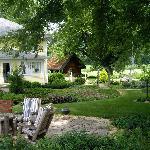Farmhouse & Little House on the Prairie cabin
