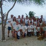 Our Group in front of Colibri House