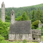 Glendalough - St. Kevin's Kitchen and Tower