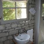 The Wine Room - en suite bath