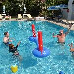 too much fun in the pool!!