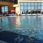 L'une des piscine