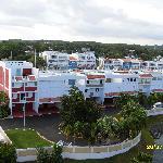 Vista de la marina de Boquerón