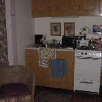 Kitchenette / Parlor
