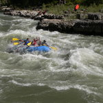Great Kahuna Rapids on Snake River