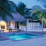 Deluxe Beach Villa with Plunge pool