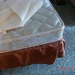 The old mattress