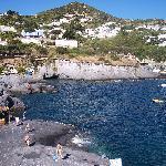 la spiaggie delle piscine naturali