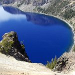 The Blues of Crater Lake